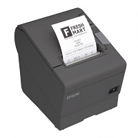 TM-T88V POS thermal printer